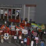 Vita cirkeln – Att återskapa en demonstration i miniatyr
